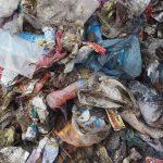 Odpad na černé skládce